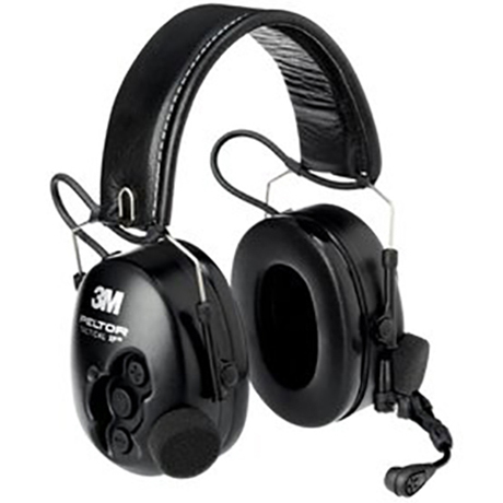 3M PELTOR Tactical XP ATEX Headset - LSH Industrial Solutions