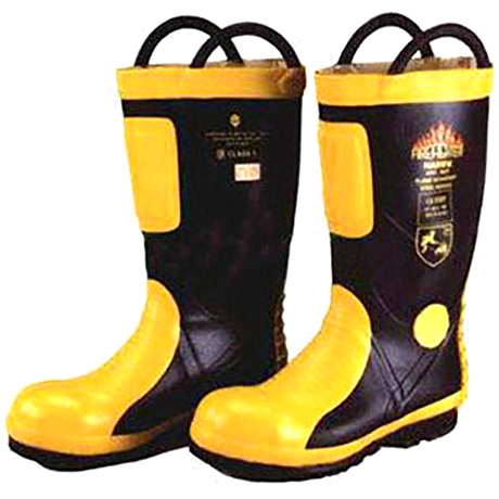 Harvik 9687l Fire Fighting Boots Lsh Industrial Solutions