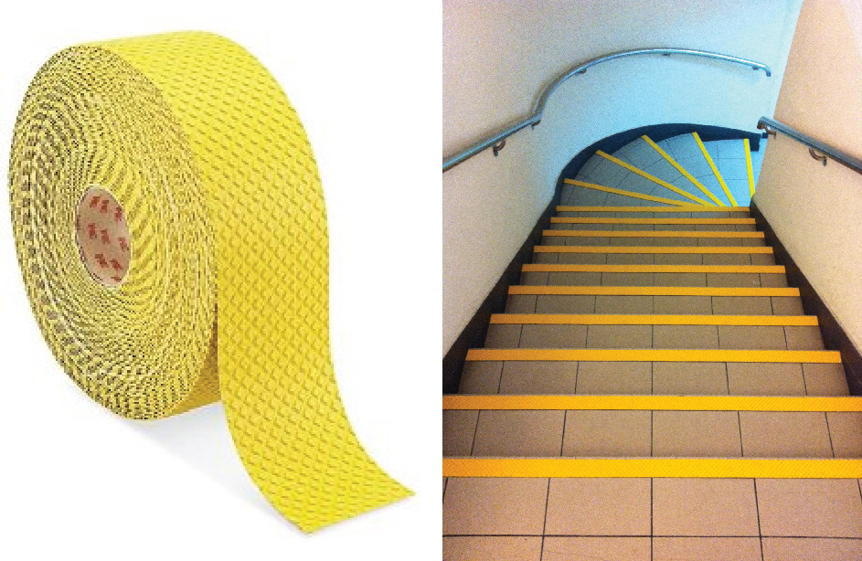 Large Yellow Reflective Tape Mm in addition Rvz as well Floor Marking Tapes X besides Edit Image To Illustrate Proposed Changes moreover Yellow Striping On Concrete. on yellow floor marking tape