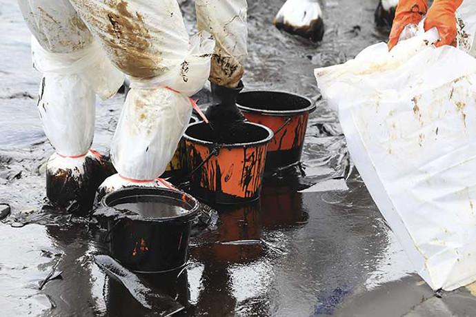 Spill Control Management