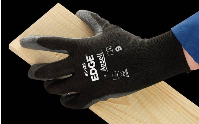 Vibration In Foot >> Ansell 48-126 Edge PU Gloves - LSH Industrial Solutions