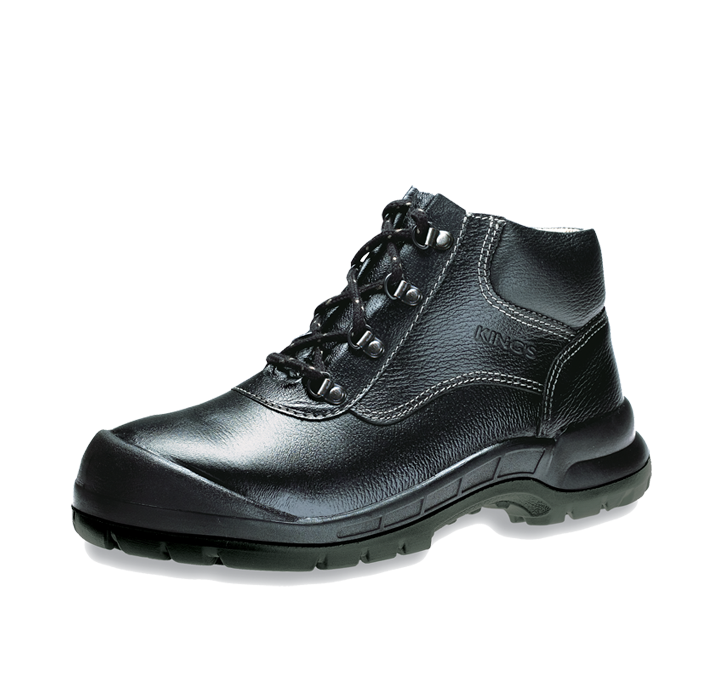 79af5c37b3f King's KWD 901 Full Grain Leather Laced Safety Boot, Men - LSH ...
