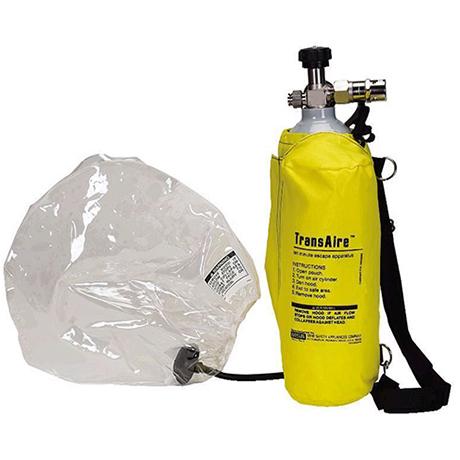Msa 10008293 Transaire 10 Escape Respirator Lsh