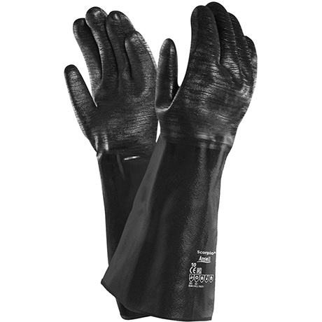 Ansell 19 024 Scorpio Gloves Lsh Industrial Solutions