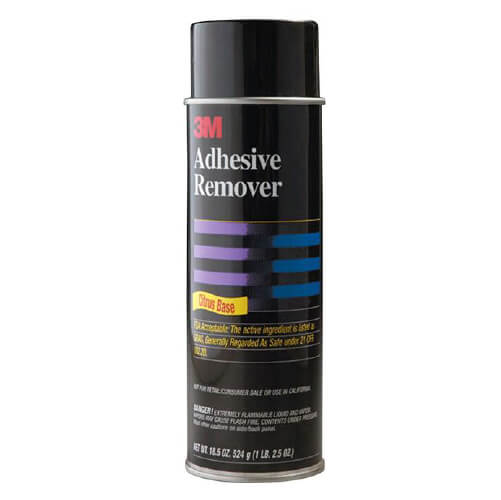 3m 6040 6041 adhesive remover