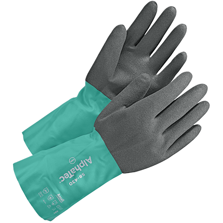 Ansell 58 435 Alphatec Gloves Lsh Industrial Solutions
