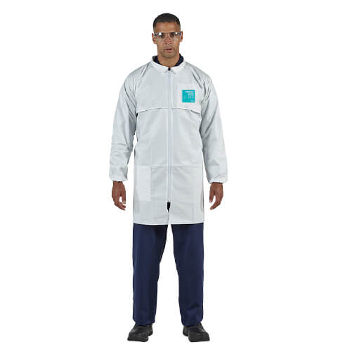 AlphaTec 2000 Limited Use Labcoat