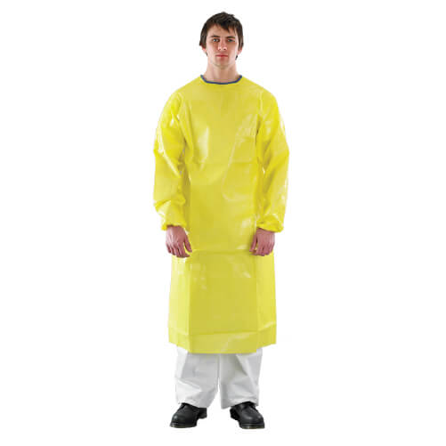 AlphaTec 3000 Chemical Protective Gown