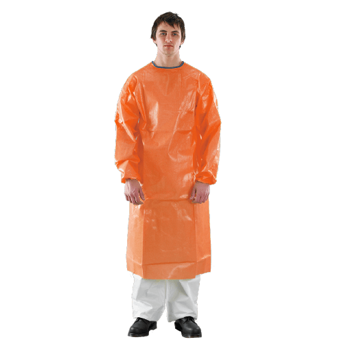 AlphaTec 5000 Chemical Protective Gown