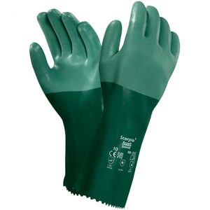 ansell 08-354 gloves