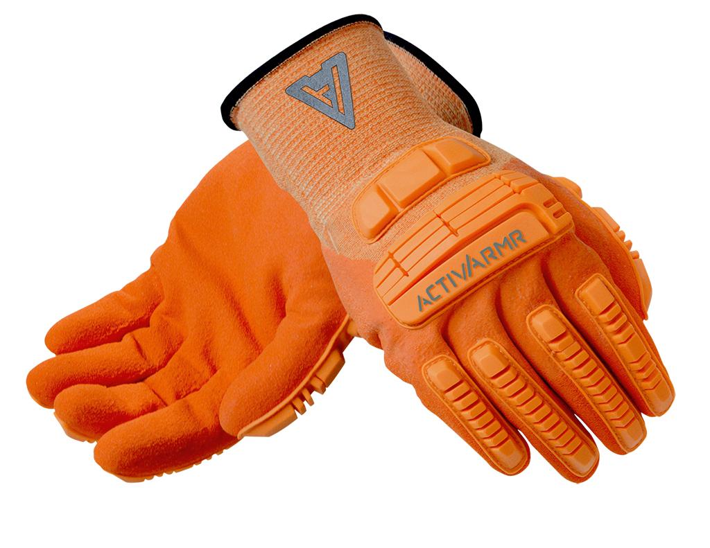 Ansell 48 205 Edge Impact Resistant Gloves Lsh