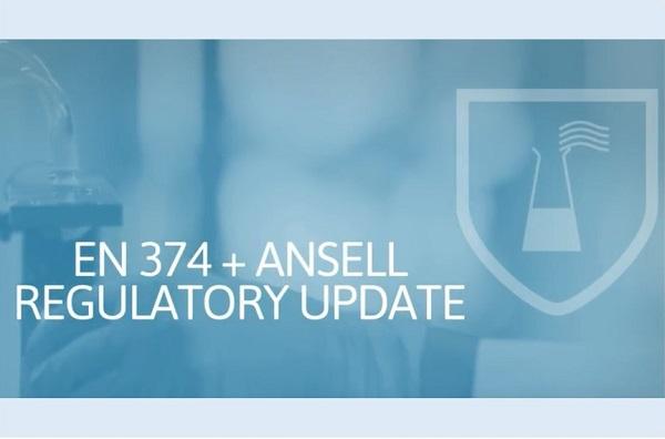 Ansell EN374 Regulatory Update