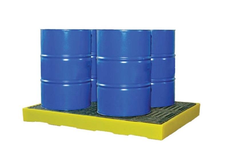 Spill Station Tssbf4 4 Drum Square Spill Deck Lsh