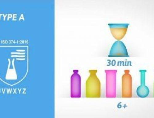 Ansell EN ISO 374:2016 Animation