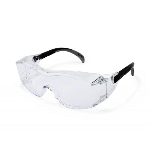 PACE FC-3101-OTG Focus Safety Overspec, Clear