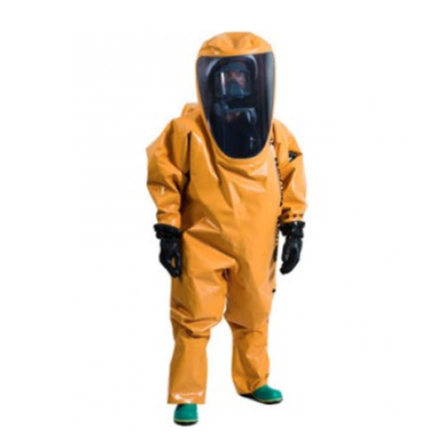 Chemical Gas-Tight Suits