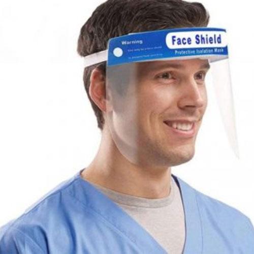 Headgear & Face Shield