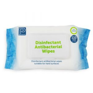 Premier DIsinfectant Wipes