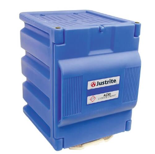 Justrite Polyethylene Corrosives And Acid Cabinet #24080