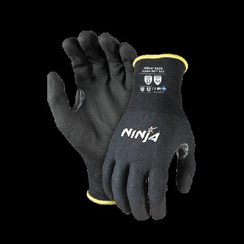 Ninja Gloves RAZR Slash-Tec DA4