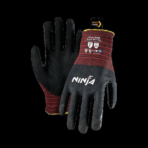 Ninja Gloves RAZR Slash-Tec FA6